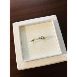ヨンドシー(4℃)のダイヤモンド リング(リング(指輪))