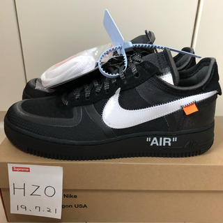 NIKE - THE 10 NIKE AIR FORCE 1 LOW off white 28