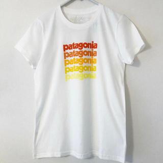パタゴニア(patagonia)の新品タグ付き パタゴニア Tシャツ(Tシャツ(半袖/袖なし))
