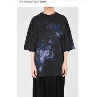 LAD MUSICIAN - ラッドミュージシャン  19ss スーパービッグtシャツ
