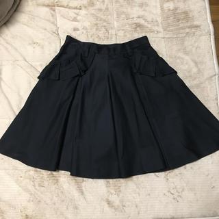 トゥービーシック(TO BE CHIC)のトゥービーシックのスカート(ひざ丈スカート)
