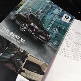 BMW - THE BMW X5 オリジナル accessories カタログ 2018/6