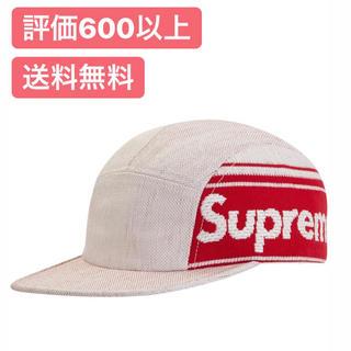 Supreme - 【最安値】Supreme Raffia Woven Logo Cap