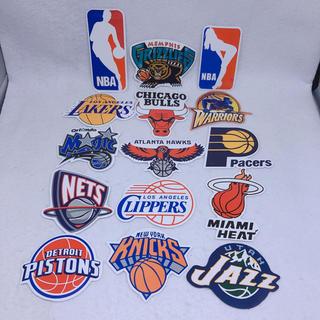 NBA チームロゴ ステッカー 32枚セット
