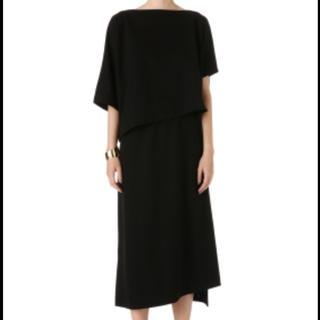 ENFOLD - ENFOLD エンフォルド  セパレート ドレス スカート
