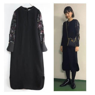 マメ(mame)の【Megu様9/4までお取り置き】mame  Dress(ロングワンピース/マキシワンピース)