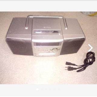ケンウッド(KENWOOD)のジャンク品 KENWOOD CD/MD プレーヤー MDX-L1(ポータブルプレーヤー)