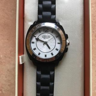 コーチ(COACH)のCOACH、コーチ、白文字盤、QZ、メンズ腕時計、BOX(腕時計(アナログ))