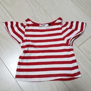 マーキーズ(MARKEY'S)のマーキーズ Tシャツ 半袖 トップス ZARA プティマイン ユニクロ 80(Tシャツ)