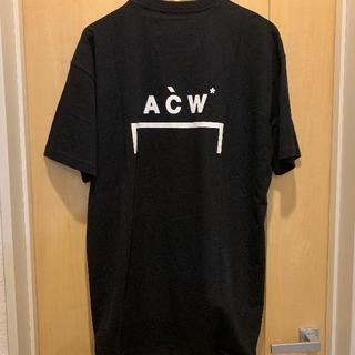 OFF-WHITE - A-COLD-WALL Tシャツ 黒 L