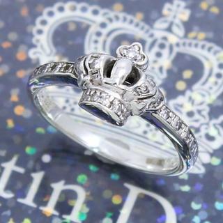 ジャスティンデイビス(Justin Davis)のジャスティンデイビス 9号 プリンセスダイヤモンドリング 高級(リング(指輪))