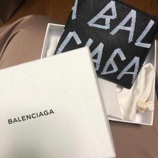 バレンシアガ(Balenciaga)のバレンシアガ 今期モデル(折り財布)