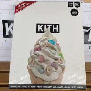 KEITH - KITH TREATS TOKYO限定 Tシャツ Lサイズ 東京ロゴ 箱オマケ付