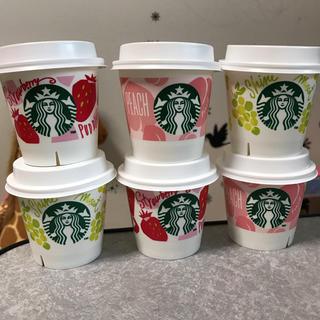 Starbucks Coffee - スタバ プリンカップ 6つ