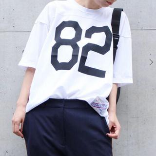 ドゥーズィエムクラス(DEUXIEME CLASSE)のNicoさん専用 deuxiemeclasse アメリカーナメッシュT サイズF(Tシャツ(半袖/袖なし))
