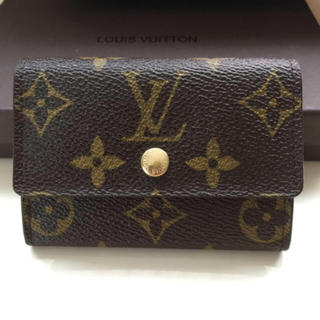 LOUIS VUITTON - 美品 正規品ルイヴィトンコインケース