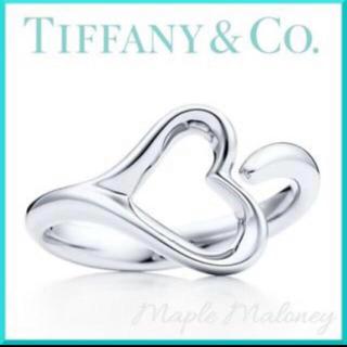 ティファニー(Tiffany & Co.)のTiffany& Co. リング(リング(指輪))