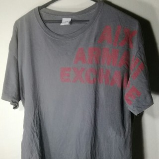 ARMANI EXCHANGE - アルマーニ・エクスチェンジのハーフスリーブTシャツ