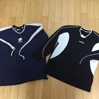 ロト LOTT    ピステ&長袖Tシャツ   150