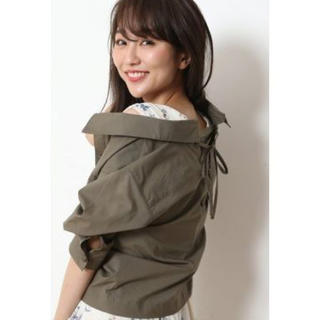 Rirandture - *新品タグ付 シャツジャケット*