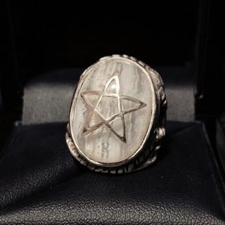 アレックスストリーター エンジェルハートリング  1点物 限定 SPストーン(リング(指輪))