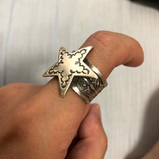 BEAMS - 星 指輪