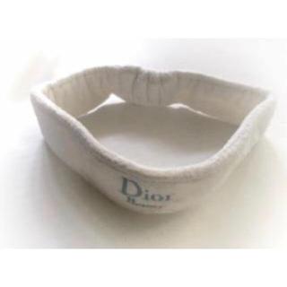 クリスチャンディオール(Christian Dior)の【新品】ディオールのヘアバンド(ヘアバンド)