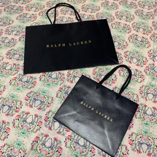 ラルフローレン(Ralph Lauren)のラルフローレン ショップ袋 2枚(ショップ袋)