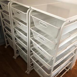 IKEA - 【引き取りのみ】IKEA アルゴート3台セット
