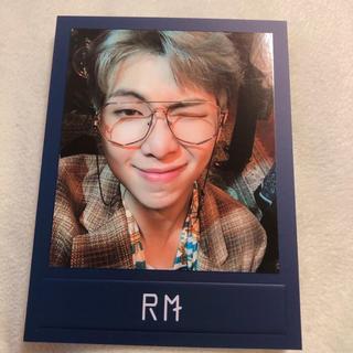 防弾少年団(BTS) - BTS RM ナムジュン 韓国 ペンミ Magicshop フォトカード