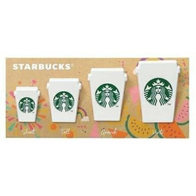 Starbucks Coffee(スターバックスコーヒー)のスターバックス クリップ  インテリア/住まい/日用品の文房具(その他)の商品写真