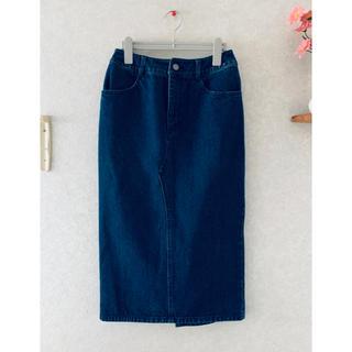 ロンハーマン(Ron Herman)のロンハーマン デニムタイトスカート(ひざ丈スカート)