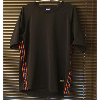 ballaholic✖️champion Tシャツ 黒(バスケットボール)