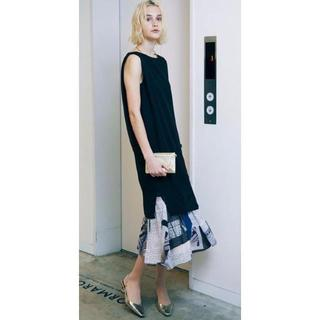 Ameri VINTAGE - GEOMETRY ART 3WAY DRESS アメリ 19SS 新品 ブラック
