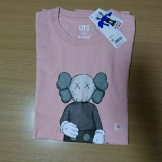 UNIQLO - ユニクロカウズTシャツ  XL