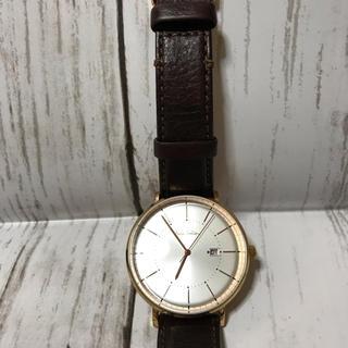 ポールスミス(Paul Smith)のPaul Smithレザーベルト時計(腕時計(アナログ))