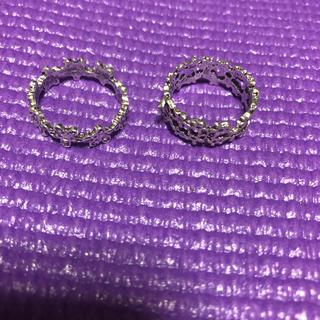 ハワイアンジュエリー2個セット(リング(指輪))