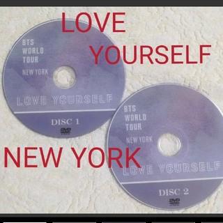 防弾少年団(BTS) - BTS🎵LOVE YOURSELF NEW YORK ❤️DVD2枚組