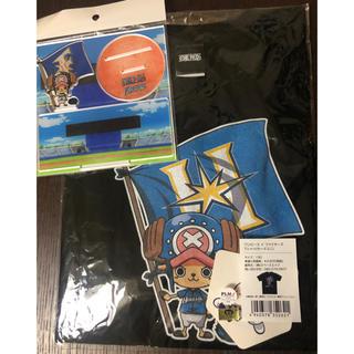 ホッカイドウニホンハムファイターズ(北海道日本ハムファイターズ)のワンピース×ファイターズTシャツ(応援グッズ)