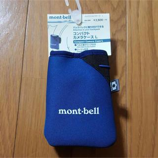 mont bell - モンベル カメラケース 新品 登山用