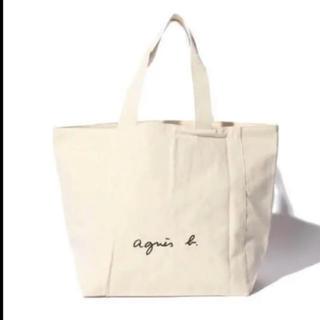 agnes b. - アニエス・ベー トートバック‼️格安‼️ 定価14000円程‼️