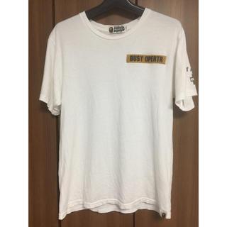 アベイシングエイプ(A BATHING APE)のベイジングエイプ Tシャツ(Tシャツ/カットソー(半袖/袖なし))