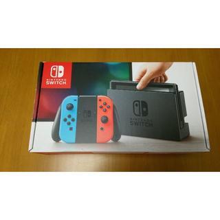 Nintendo Switch - 新品 2台セット ニンテンドースイッチ ネオン 送料無料