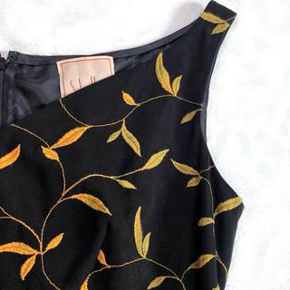 シビラ(Sybilla)のシビラ ◆ 総刺繍ロングワンピース ❁ Sybilla  ホコモモラ(ロングワンピース/マキシワンピース)