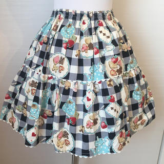 Shirley Temple - シャーリー160♡ギンガムアリススカート