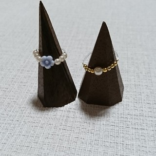 handmade トゥリング 足用指輪 リング ハンドメイド (リング(指輪))