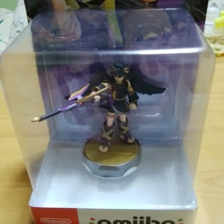 Nintendo Switch - ブラックピット amiibo