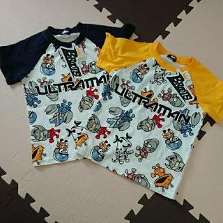 BANDAI - ウルトラマンtシャツ 2枚セット