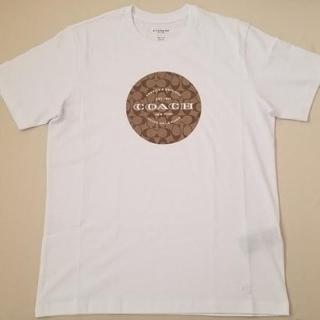 コーチ(COACH)の【COACH★F33780】コーチ店舗完売!!大人気商品♪メンズ半袖Tシャツ新品(Tシャツ/カットソー(半袖/袖なし))