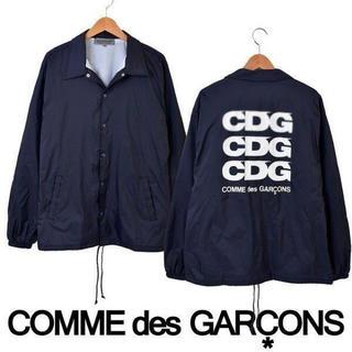 COMME des GARCONS - COMME des GARÇONS コーチジャケット